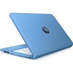 HP Stream 11-y050sa 11.6″ Laptop – Aqua Blue, Aqua
