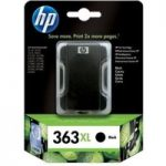 HP 363XL Black Ink Cartridge, Black
