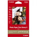 CANON 100 x 150 mm PP-201 Glossy Photo Paper – 50 Sheets