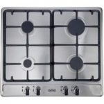 BELLING GHU60GC Gas Hob – Stainless Steel, Stainless Steel