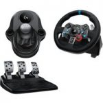 LOGITECH Driving Force G29 Racing Wheel – Black