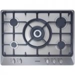 STOVES SGH700C Gas Hob – Stainless Steel, Stainless Steel