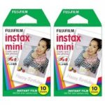 FUJIFILM Instax Mini Film – Twin Pack