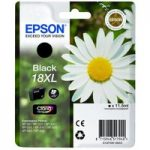 EPSON Daisy T1811 XL Black Ink Cartridge, Black