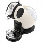 KRUPS Dolce Gusto Melody 3 Hot Drinks Machine – Ivory, Ivory