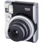 FUJIFILM Instax Mini 90 Instant Camera – Black, Black