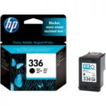 HP 336 Black Ink Cartridge, Black