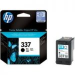 HP 337 Black Ink Cartridge, Black