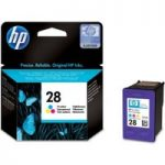 HP 28 Tri-colour Ink Cartridge