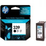 HP 339 Black Ink Cartridge, Black