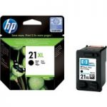 HP 21XL Black Ink Cartridge, Black