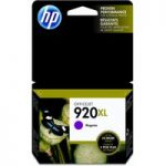HP 920XL Magenta Ink Cartridge, Magenta