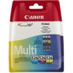 CANON CLI-526 Tri-colour Ink Cartridge