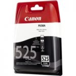 CANON PGI-525 Black Ink Cartridge, Black