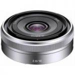 SONY SEL16F28 16 mm f/2.8 Pancake Lens