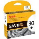 KODAK 30B Black Ink Cartridge, Black