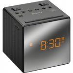 SONY ICFC1TB Analogue Clock Radio – Black, Black