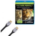 KNOWHOW Silver Series S1HDM214X HDMI Cable with Picture Perfect, Silver