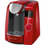 BOSCH Tassimo Joy TAS4503GB Hot Drinks Machine – Red, Red