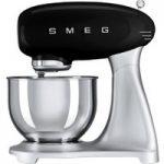 SMEG SMF01BLUK 50's Retro Stand Mixer – Black, Black