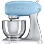 SMEG SMF01PBUK 50's Retro Stand Mixer – Pastel Blue, Blue