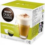 NESCAFE Dolce Gusto Cappuccino – Pack of 8