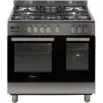 CANDY CCG9D52PX Dual Fuel Range Cooker – Stainless Steel, Stainless Steel