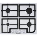 HOOVER HGH64SCW Gas Hob – White, White
