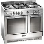 BAUMATIC BCD925SS Dual Fuel Range Cooker – Stainless Steel, Stainless Steel