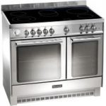 BAUMATIC BCE925SS Electric Ceramic Range Cooker – Stainless Steel, Stainless Steel