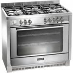 BAUMATIC BCD905SS Dual Fuel Range Cooker – Stainless Steel, Stainless Steel