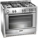 BAUMATIC BCG905SS Gas Range Cooker – Stainless Steel, Stainless Steel