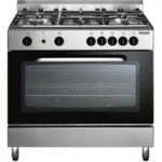 BAUMATIC BC190.2TCSS Gas Range Cooker – Stainless Steel, Stainless Steel