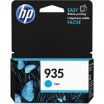 HP 935 Cyan Ink Cartridge, Cyan