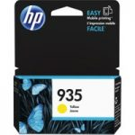 HP 935 Yellow Ink Cartridge, Yellow