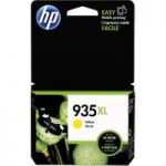 HP 935XL Yellow Ink Cartridge, Yellow