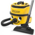 NUMATIC James JVP180-A1 Cylinder Vacuum Cleaner – Yellow, Yellow