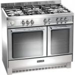 BAUMATIC BCG925SS Gas Range Cooker – Stainless Steel, Stainless Steel