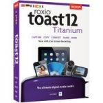 ROXIO Toast 12 Titanium, Titanium