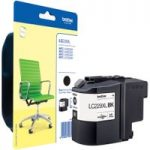 BROTHER LC229XLBKBPRF Black Ink Cartridge, Black