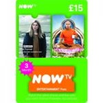 NOW TV Entertainment Pass – 3 Month
