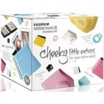 FUJIFILM Instax Mini8 Accessory Kit – Yellow, Yellow