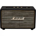 Marshall Acton Bluetooth Wireless Speaker – Black, Black