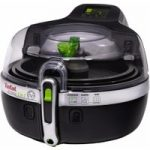 TEFAL YV960140 ActiFry 2in1 Fryer – Black, Black
