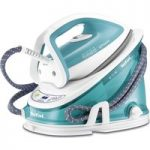 TEFAL Effectis GV6720 Steam Generator Iron – Blue and White, Blue