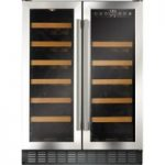 CDA fwc623ss Wine Cooler – Stainless Steel, Stainless Steel
