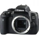 CANON EOS 750D DSLR Camera – Body Only, Black