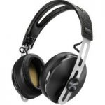 SENNHEISER Momentum 2.0 A/E Wireless Bluetooth Headphones – Black, Black