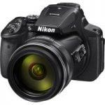 NIKON COOLPIX P900 Bridge Camera – Black, Black