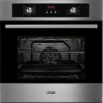 LOGIK LBMFMX15 Electric Oven – Stainless Steel, Stainless Steel
